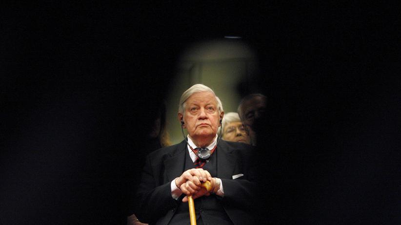 "Helmut Schmidt: ""Er war ein großer Europäer"""