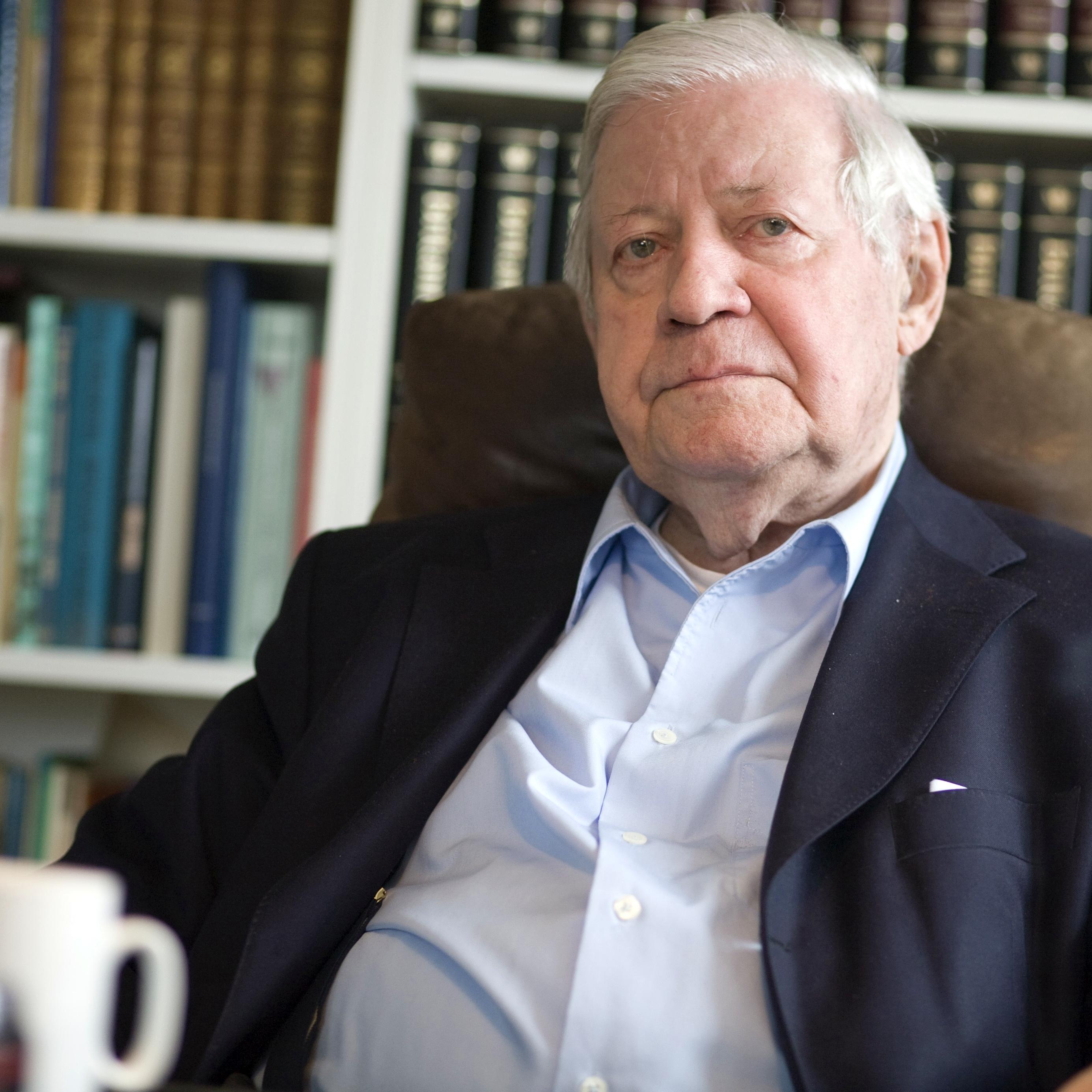 Helmut Schmidt: Alle Artikel