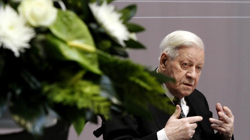 Helmut Schmidt: Wie geht das – ohne ihn?