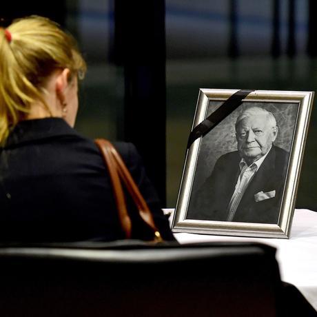 Helmut Schmidt : Danke, Helmut Schmidt!