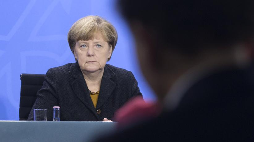 Hannover: Merkel verteidigt Länderspiel-Absage