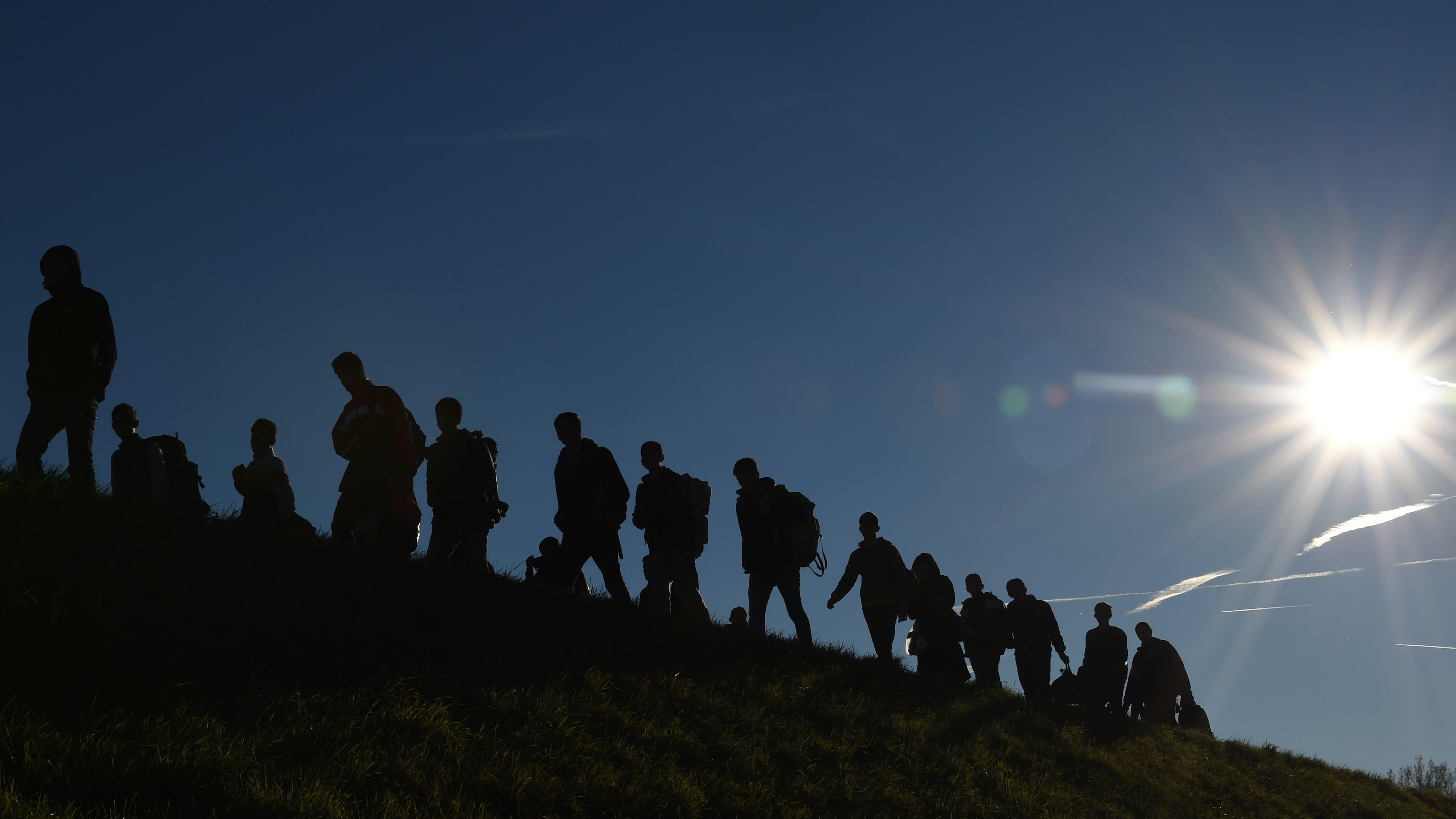 Bundesregierung erfuhr früh von hohen Flüchtlingszahlen