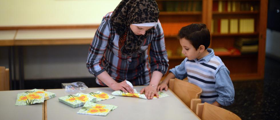 Syrien Flüchtling Dublin-Verfahren