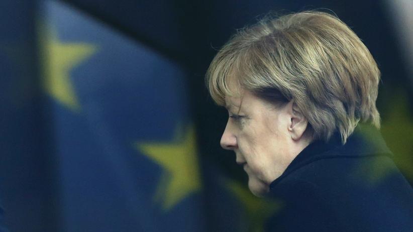 Syrien-Krieg: Bundeskanzlerin Angela Merkel