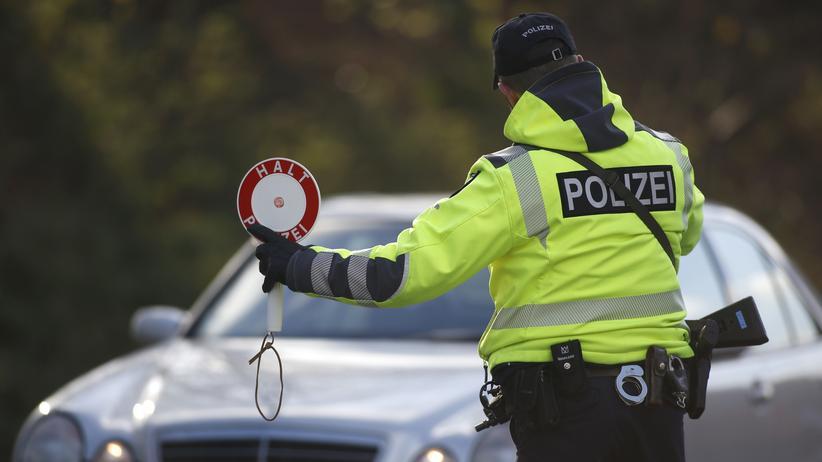 Gewerkschaft der Polizei: Kontrolle an der deutsch-belgischen Grenze