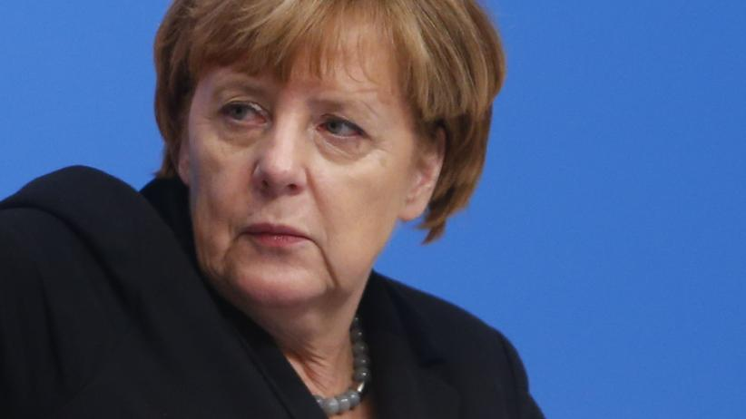 Asylpolitik: Bundeskanzlerin Angela Merkel
