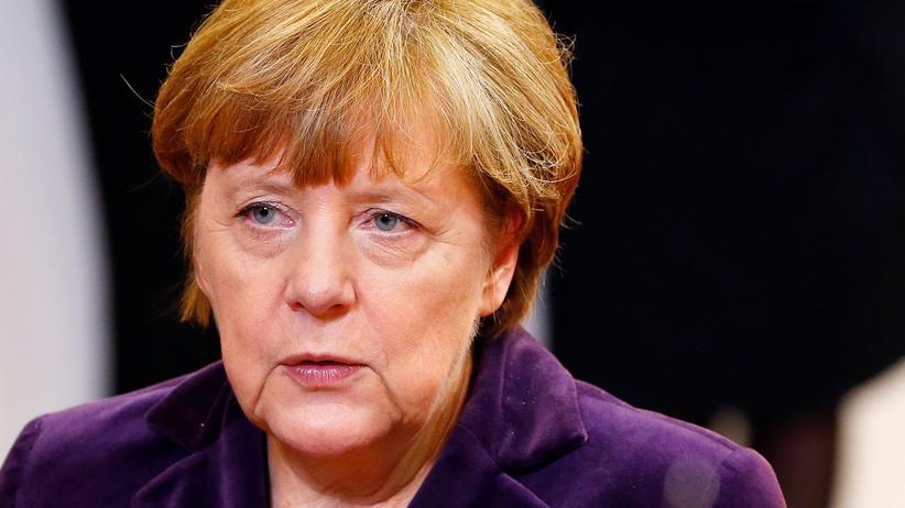 Angela Merkel Köln Übergriffe Silvester
