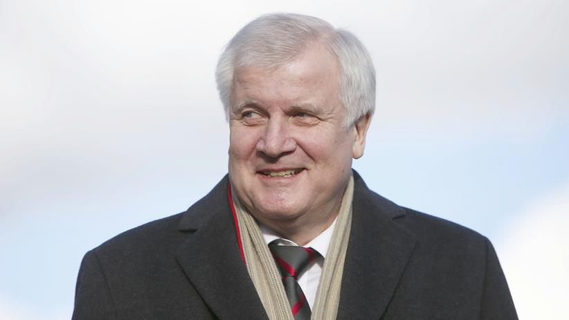 Horst Seehofer CSU CDU Angela Merkel Wildbad Kreuth