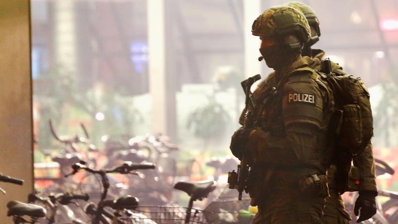 München: Erste Hinweise auf Anschlag kamen aus Karlsruhe