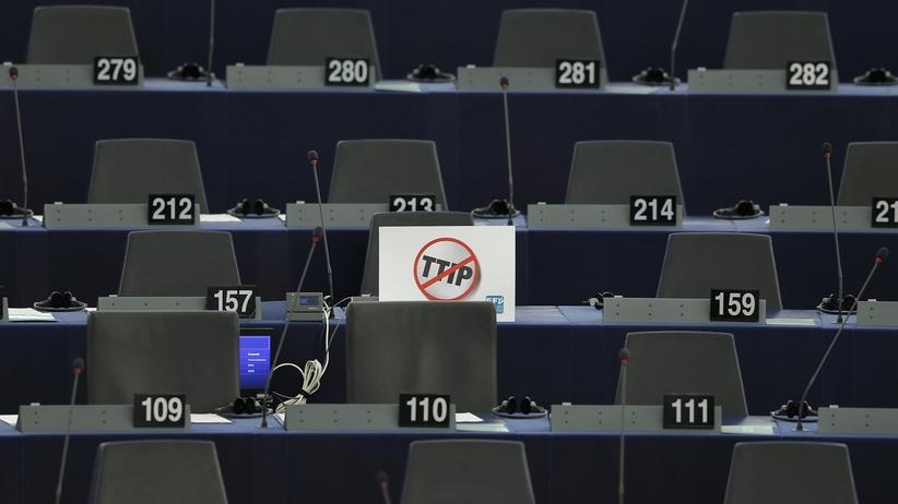 Handelsabkommen: Abgeordnete erhalten Einsicht in TTIP-Dokumente