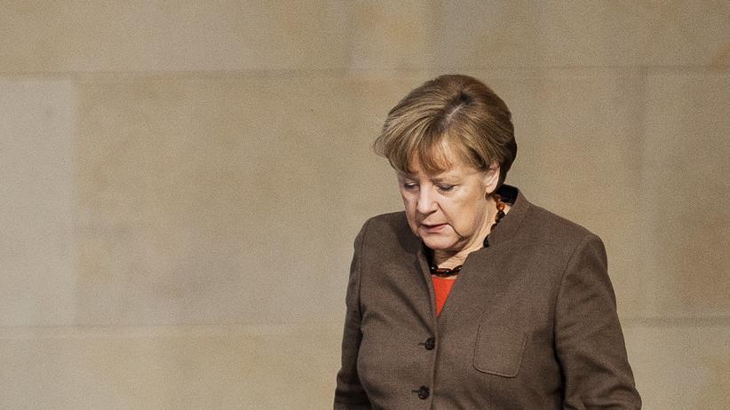 """Angela Merkel: """"Sie hat's am Anfang halt ein bissle verpasst"""""""