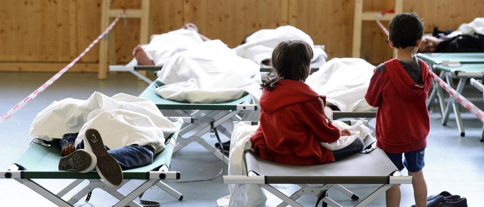 Flüchtlingskrise: Flüchtlinge könnten Deutschland bis 2017 50 Milliarden Euro kosten.