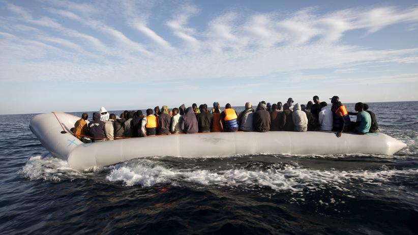 Mehr Flüchtlinge könnten bald über Libyen nach Europa kommen.