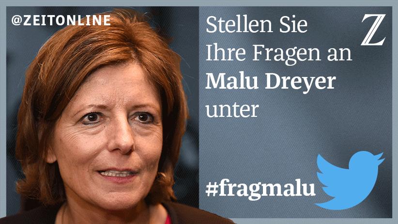 Twitter-Interview zur Landtagswahl: Sie haben Fragen an die rheinland-pfälzische Ministerpräsidentin Malu Dreyer (SPD)? Dann machen Sie bei unserer Interview-Aktion auf Twitter mit. Mit einem Klick auf dieses Foto, landen Sie direkt bei Twitter.