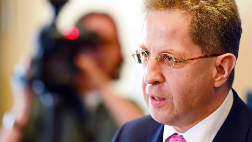 Hans-Georg Maaßen: Hans-Georg Maaßen in Berlin (Archivbild)