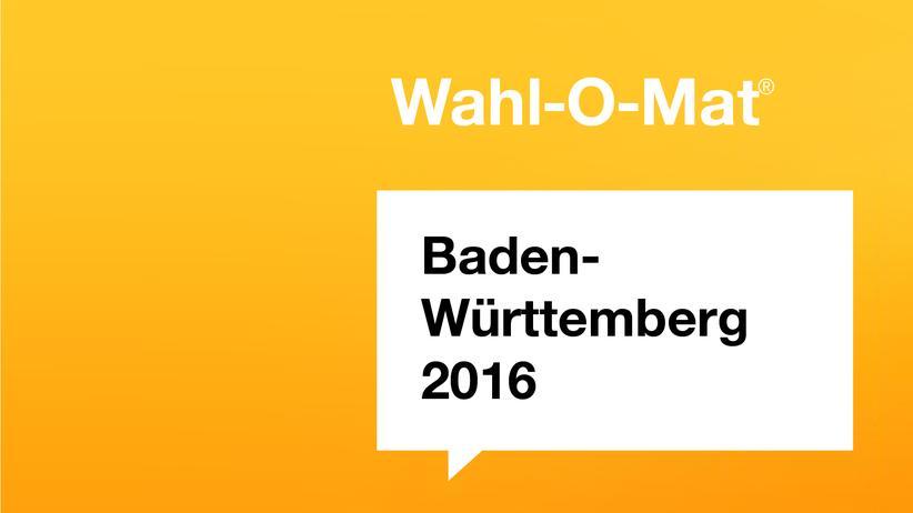 Wahlomat Baden-Württemberg 2016