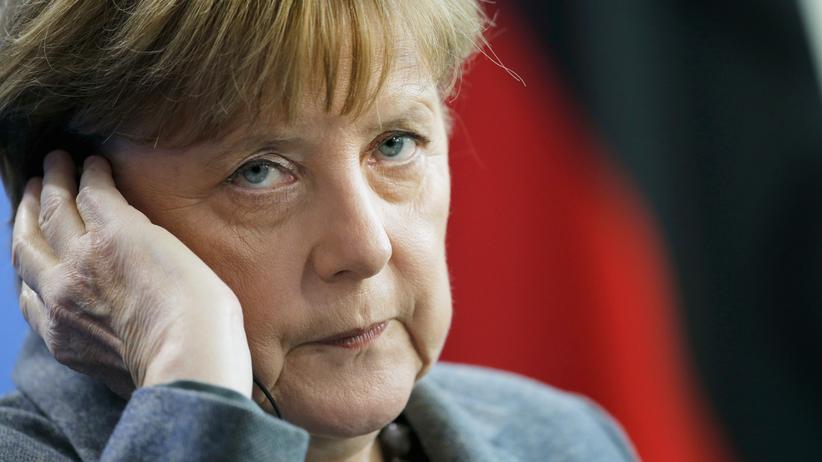 Flüchtlingspolitik: Kanzlerin Angela Merkel