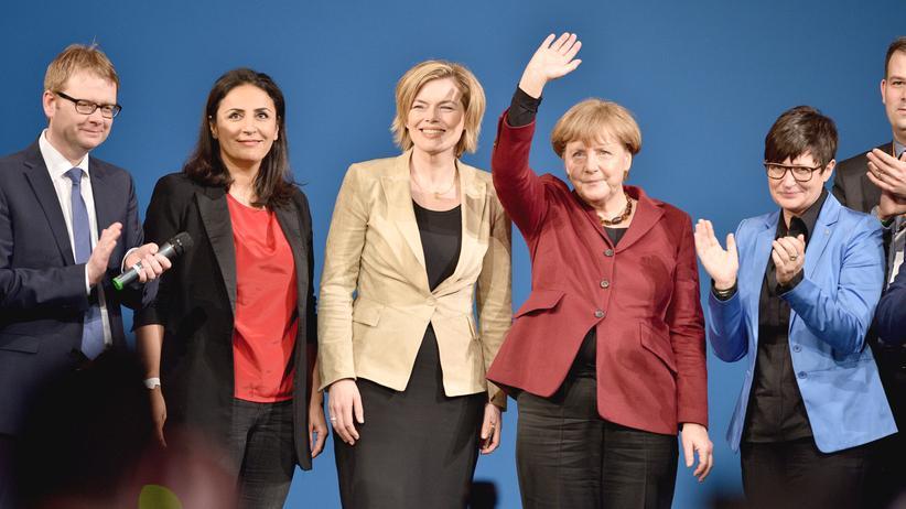 CDU: Eine Partei voller Fragen
