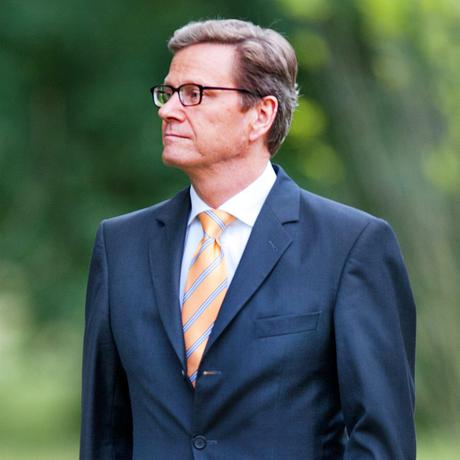 Guido Westerwelle: So laut, so leise