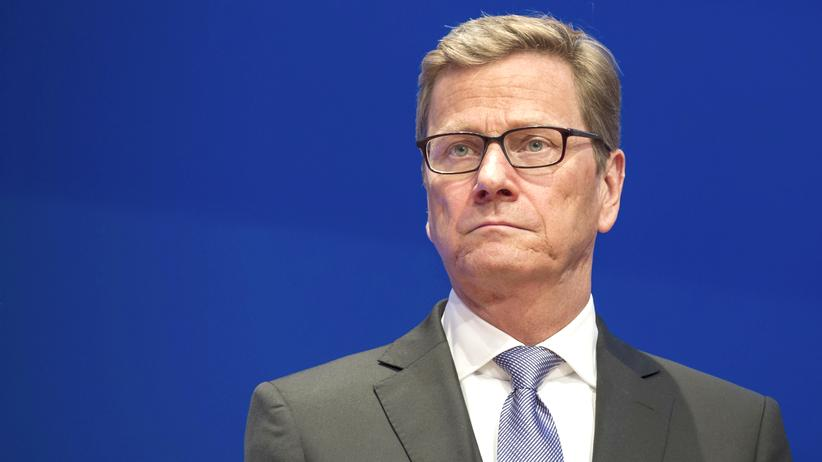 Guido Westerwelle FPD