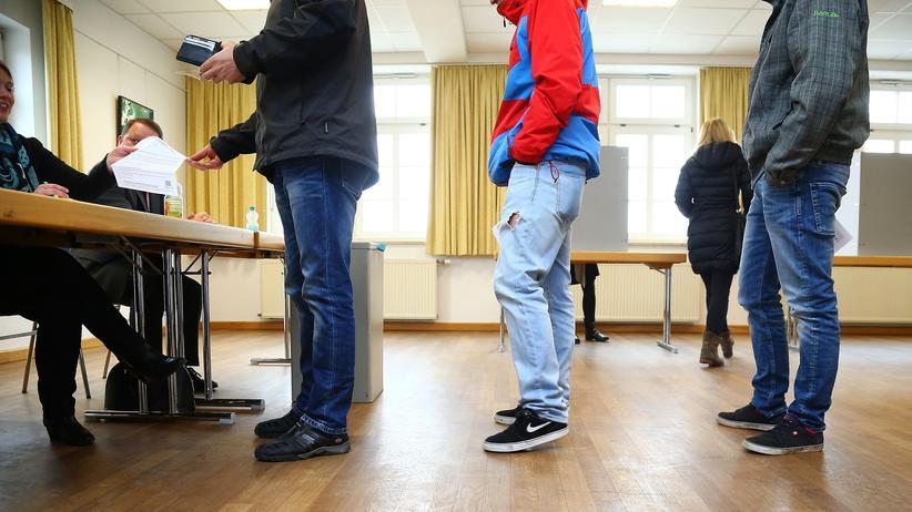 Wahlen: Deutschland bleibt cool