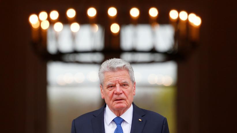 Erdoğan-Satire: Bundespräsident Joachim Gauck