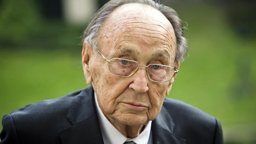 Der frühere FDP-Außenminister Hans-Dietrich Genscher