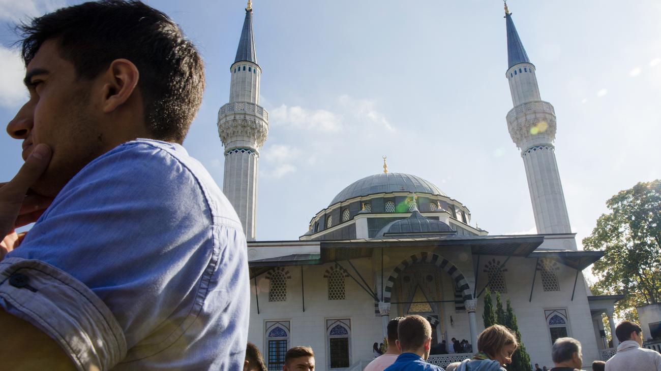 Online-dating für muslime