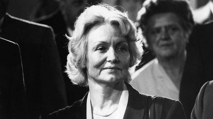 Margot Honecker: Margot Honecker im Jahr 1984