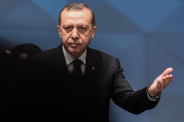 Recep Tayyip Erdoğan Türkei Armenien-Resolution Bundestag Völkermord