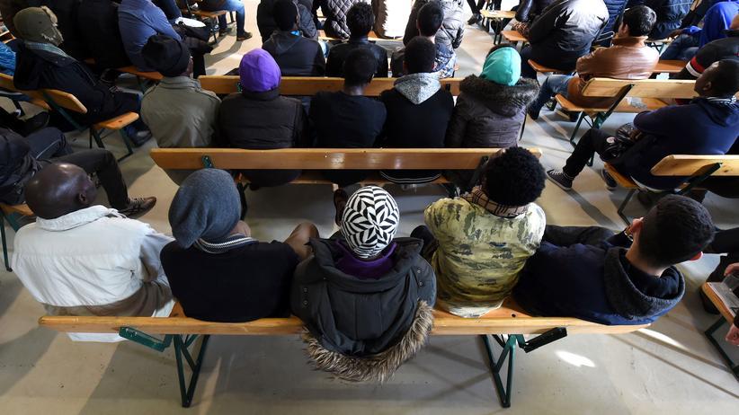 Hunderttausende Verfahren gegen Flüchtlinge eingestellt