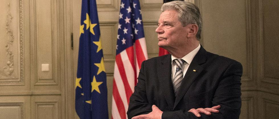 Joachim Gauch, Bundespräsident