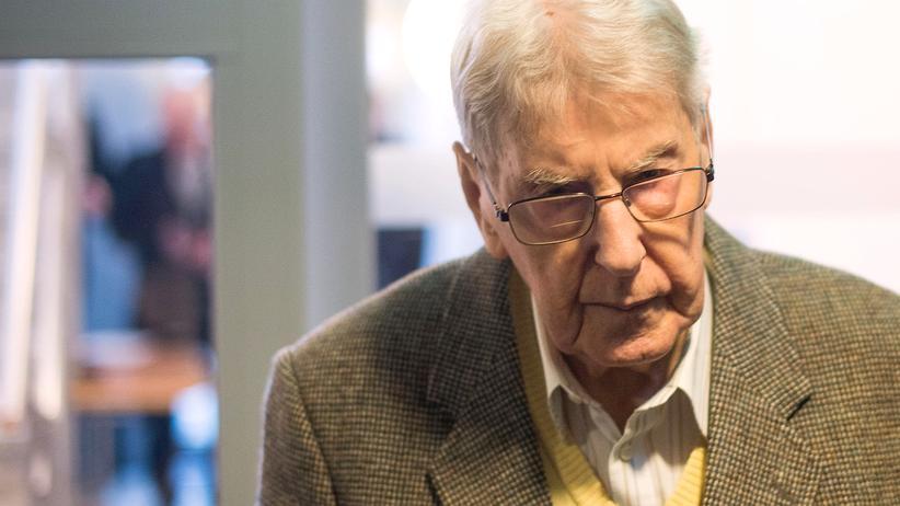 Auschwitz-Prozess: Fünf Jahre Haft für früheren SS-Wachmann