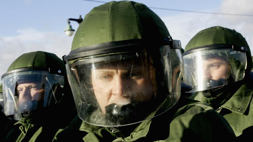 Wachpolizei: Mach dir einen Cop