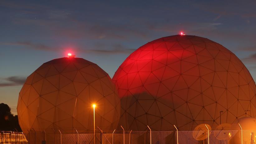 Geheimdienst-Selektoren: BND-Spionageanlage in Bad Aibling, Bayern