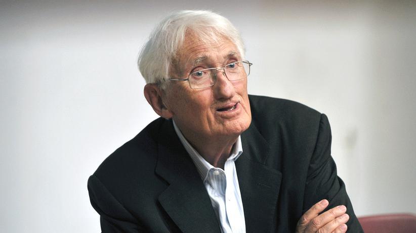 Jürgen Habermas: Der Philosoph Jürgen Habermas (Archivbild)