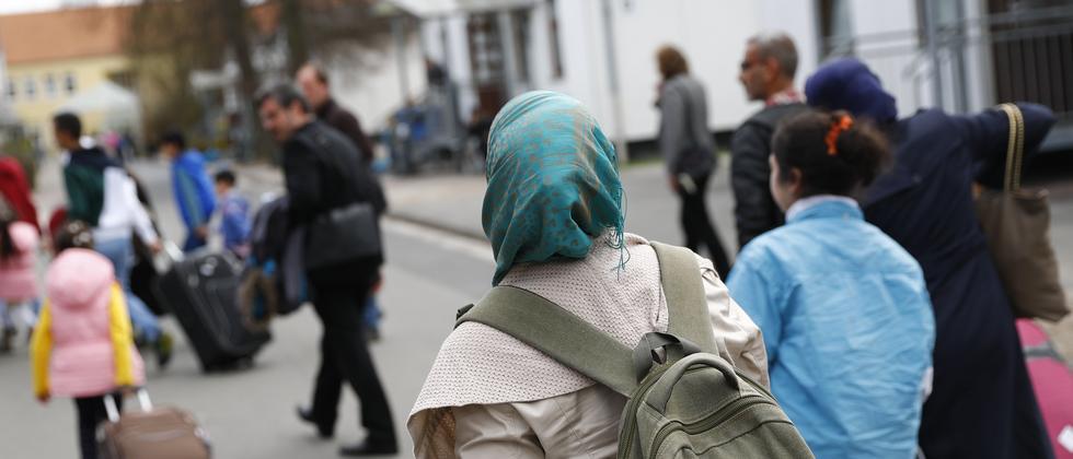 fluechtlingskrise, angela, merkel, radikalisierung
