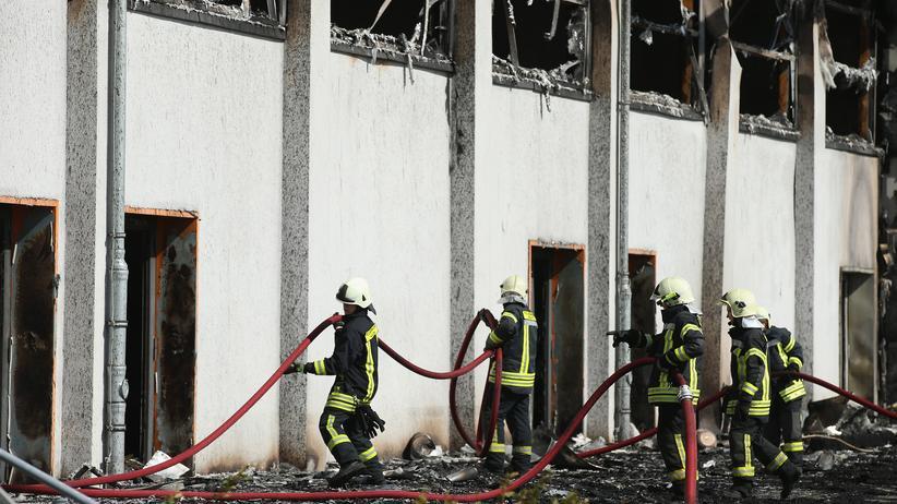 Nauen: NPD-Politiker wird wegen Brandstiftung angeklagt