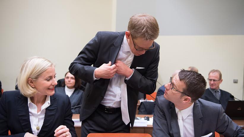 NSU-Prozess: Verfahren gegen Zschäpe wird bis September 2017 verlängert