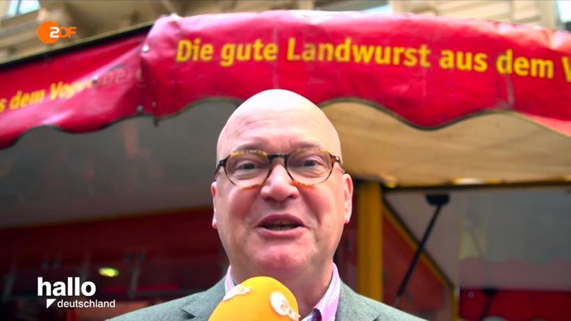 Rechtsextremismus: ZDF-Mitarbeiter Achim Winter