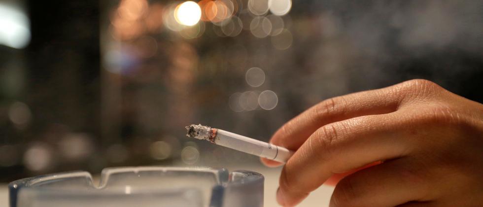 Die Tabaklobby hat sich gegen das Werbeverbot gewehrt.