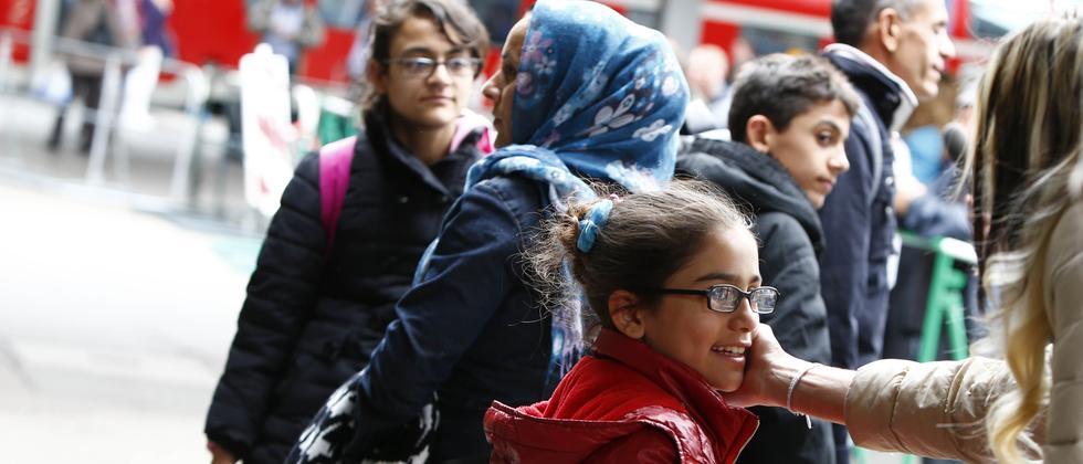 willkommenskultur, fluechtlinge, deutschland