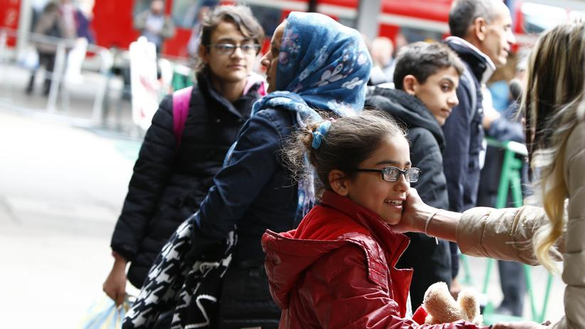 Flüchtlinge: Bye bye, Willkommenskultur