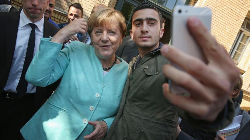 fluechtlingspolitik, deutschland, merkel