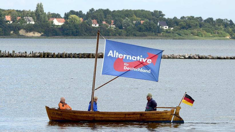 Mecklenburg-Vorpommern: SPD führt, AfD knapp hinter CDU