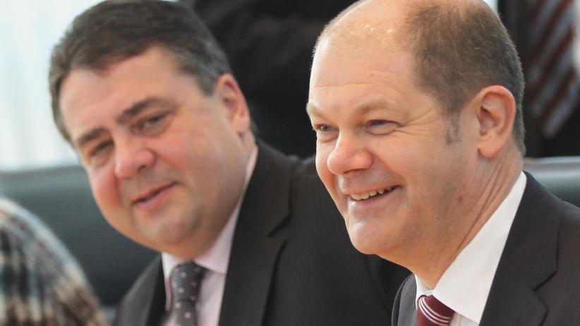 SPD: Olaf Scholz hält SPD-Sieg bei Bundestagswahl für möglich