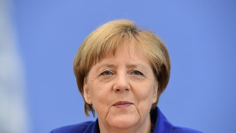 Umfrage zur Flüchtlingspolitik:  Angela Merkel in Berlin (Archivbild) © Tobias Schwarz/AFP/Getty Images ()