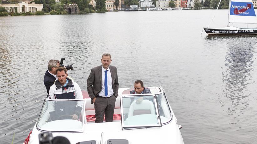Landtagswahl in Mecklenburg-Vorpommern: Das eigentliche Rätsel um die AfD