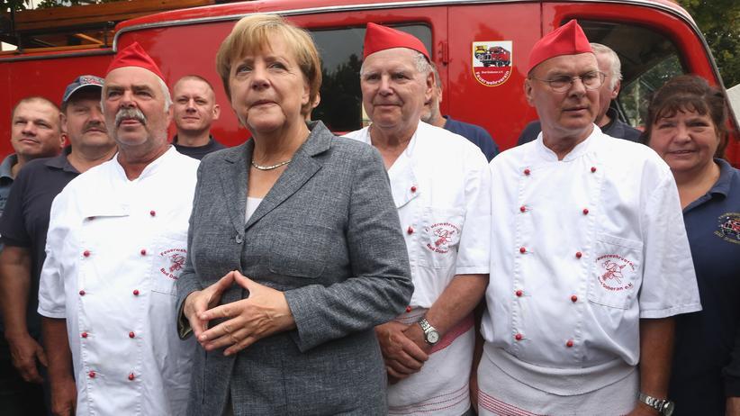 """Angela Merkel: """"Bitter"""""""