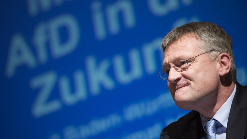 Baden-Württemberg: Jörg Meuthen ist Chef der demnächst wiedervereinten AfD-Fraktion in Baden-Württemberg.